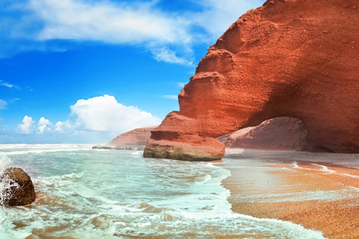 Beaches of Morocco. A landscape for every taste.