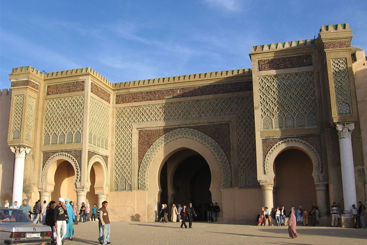 Glorious city of Meknes