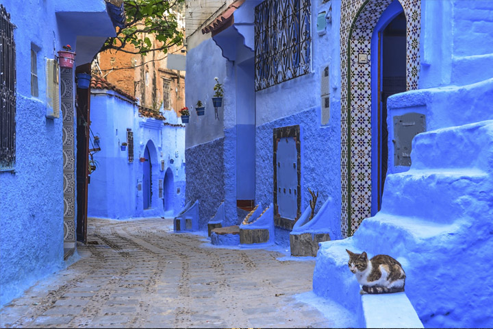 Chefchaouen, the best city to live the Moroccan dream