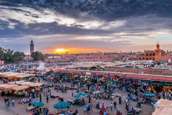 Planning A Business Trip To Marrakech