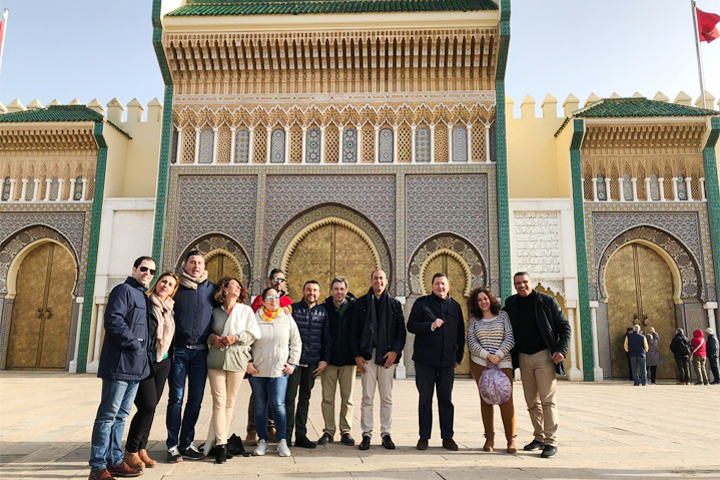 Seville and Morocco, an alliance for the tourism industry.