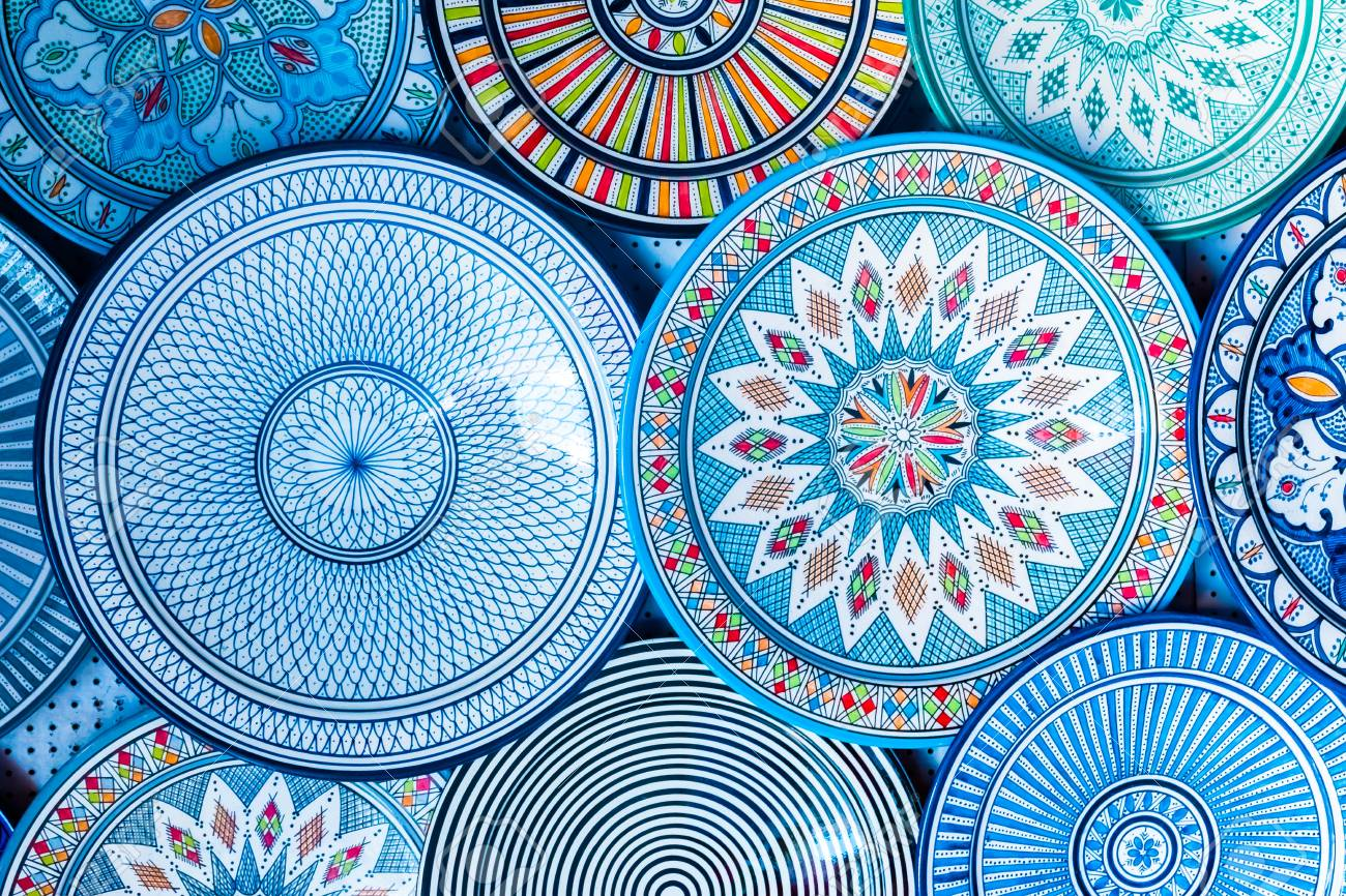 The art of Moroccan ceramics