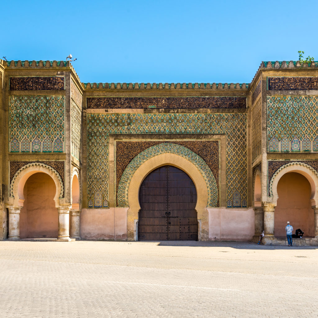 Meknes, Morocco's door to the world