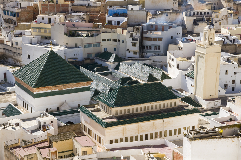 Moulay Idriss, the essence of Morocco